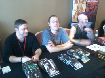 A Trio of Talented Horror Authors...