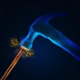bigstockphoto_hammer_striking_nail_w_sparks_333329