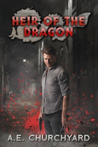 heir of the dragon - ebook cover - 1800x2700px